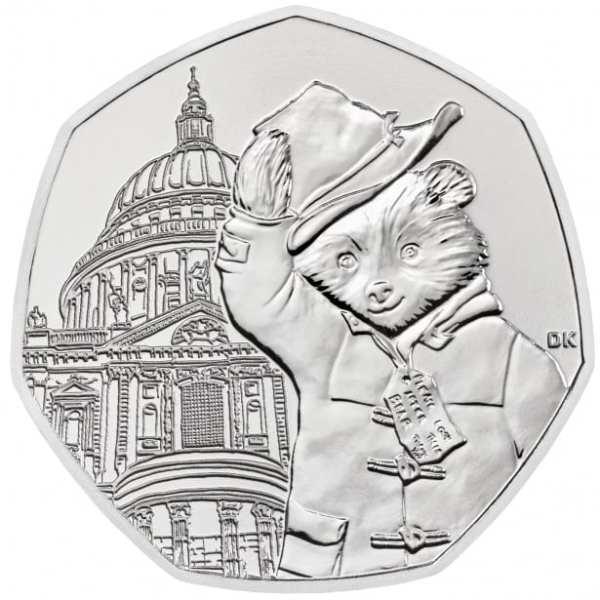 paddington bear 50p coins # 4