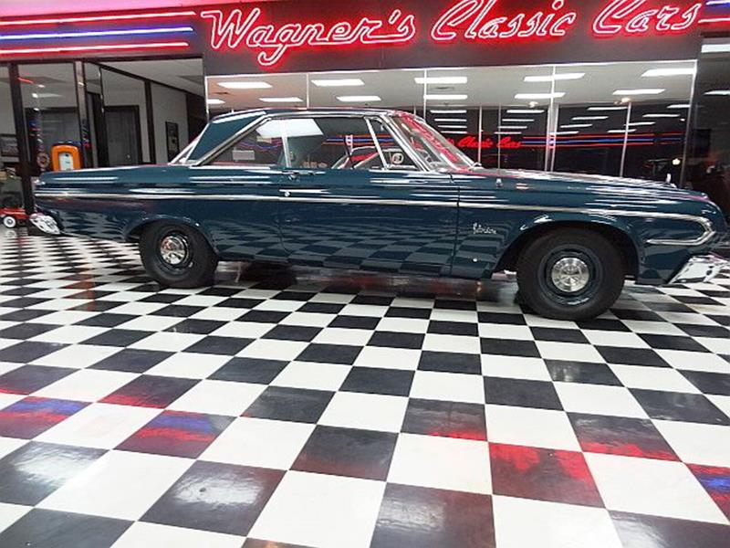1964 Plymouth Belvedere In Bonner Springs KS   Wagner s Classic Cars 1964 Plymouth Belvedere   Bonner Springs KS