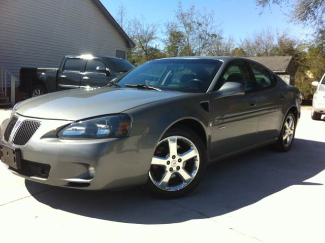 2007 Pontiac Grand Prix Wheels
