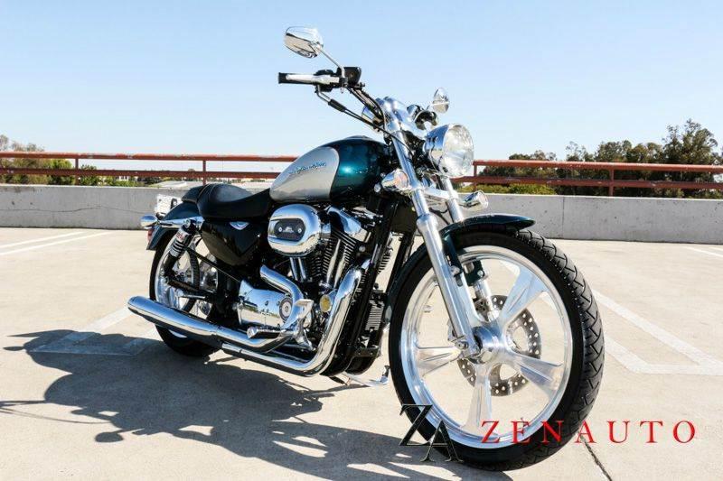 2004 Harley Screamin Eagle Sportster