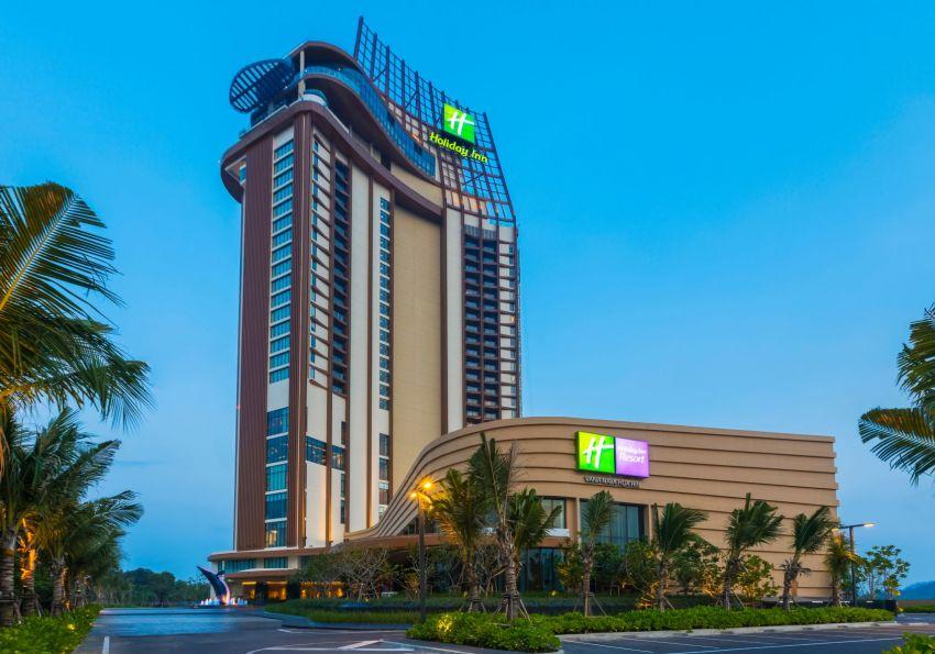 Holiday Inn Resort Vana Nava Hua Hin Wedding Venues In Hua Hin Hitchbird
