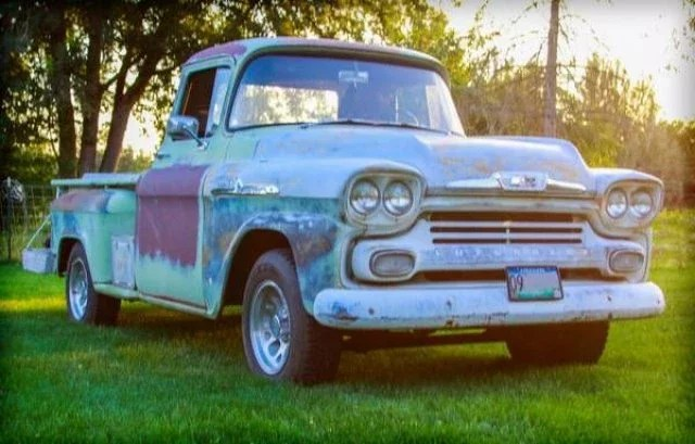 1958 Chevrolet Apache for sale near Cadillac  Michigan 49601     1958 Chevrolet Apache for sale 100906812
