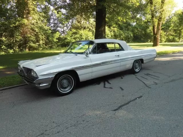 1961 Pontiac Bonneville for sale near Auburn  Indiana 46706     1961 Pontiac Bonneville for sale 101018765