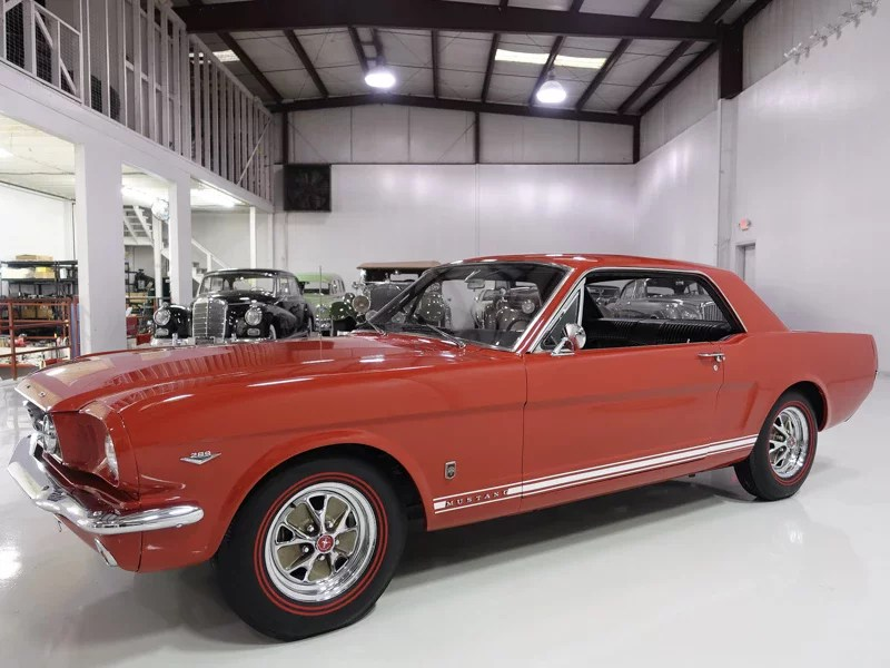 1965 Ford Mustang GT for sale near Saint Louis  Missouri 63074     1965 Ford Mustang GT for sale 100943517