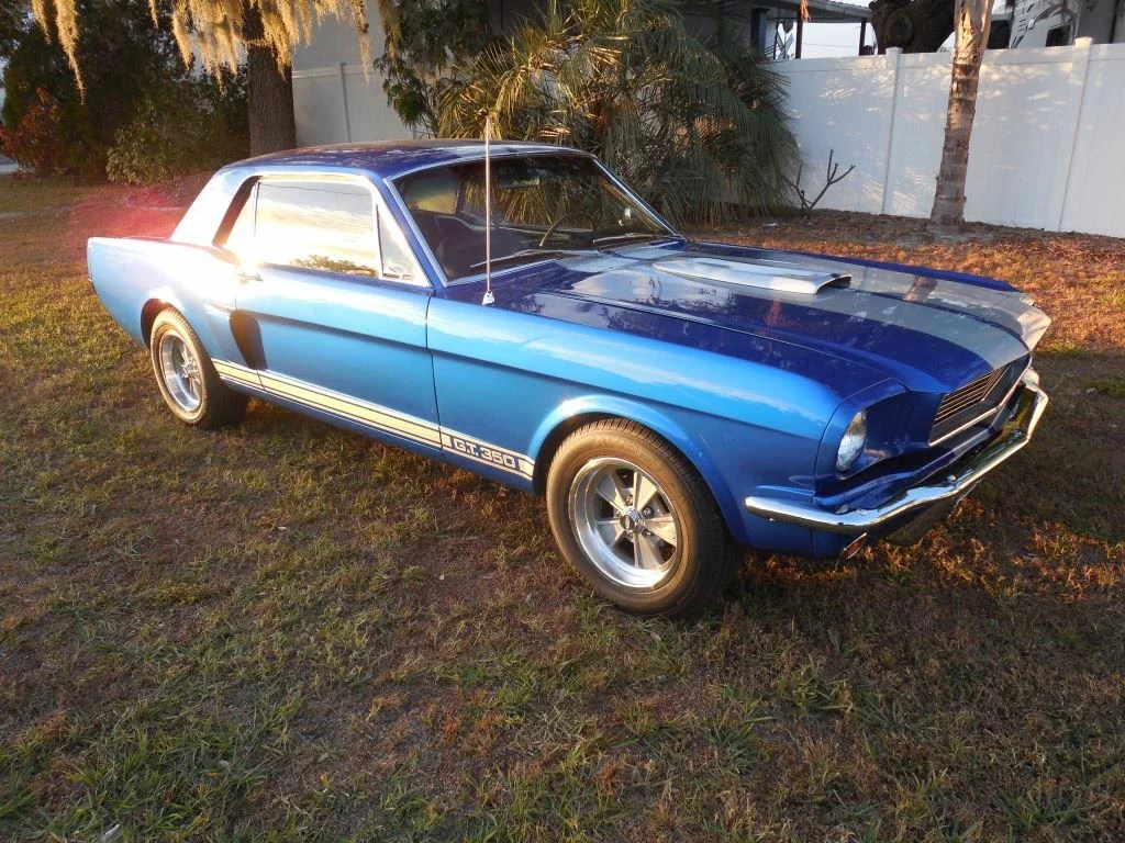 1965 Ford Mustang GT for sale near Sarasota  Florida 34233     1965 Ford Mustang GT for sale 100953882
