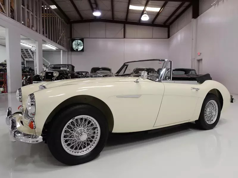Austin Healey 3000MKIII Classics for Sale   Classics on Autotrader 1967 Austin Healey 3000MKIII for sale 100879441