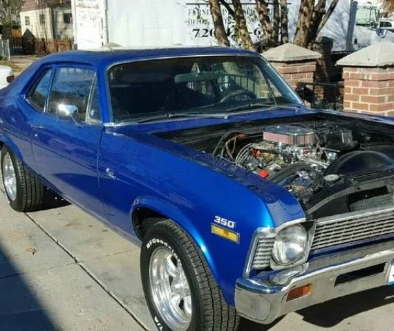 1972 Chevrolet Nova Classics for Sale   Classics on Autotrader 1972 Chevrolet Nova for sale 100874328