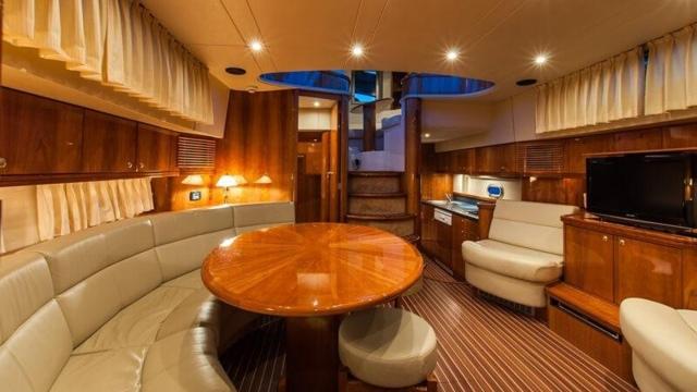 Motor Yacht Elling 4