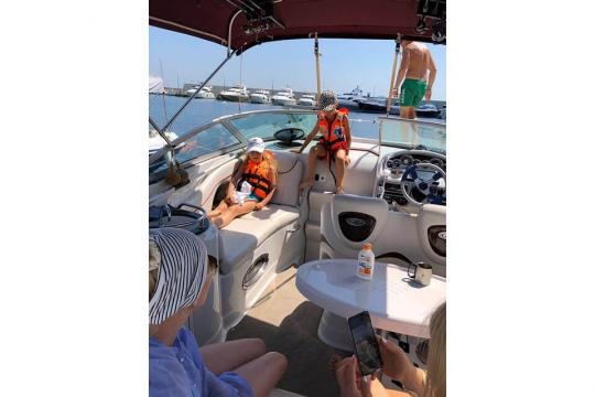Yacht Crownline 250 CR