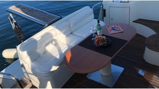 Yacht Azimut 39