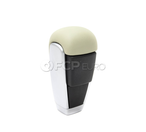 Volvo Shift Knob Beige Leather Automatic S60 Xc60 V70