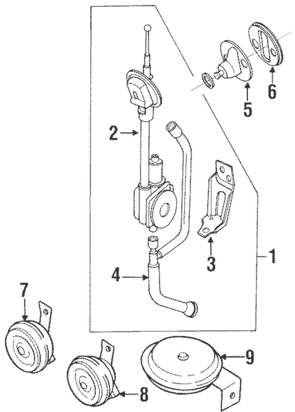 Part can be found as 2 in the diagram above genuine nissan parts