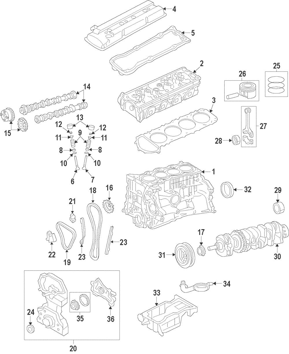 Main image genuine nissan parts