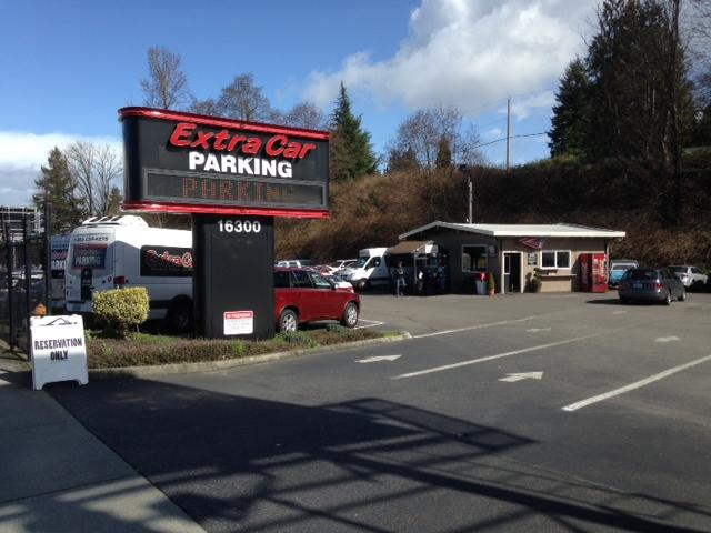 Extra Car Airport Parking Sea Seattle Reservations Amp Reviews