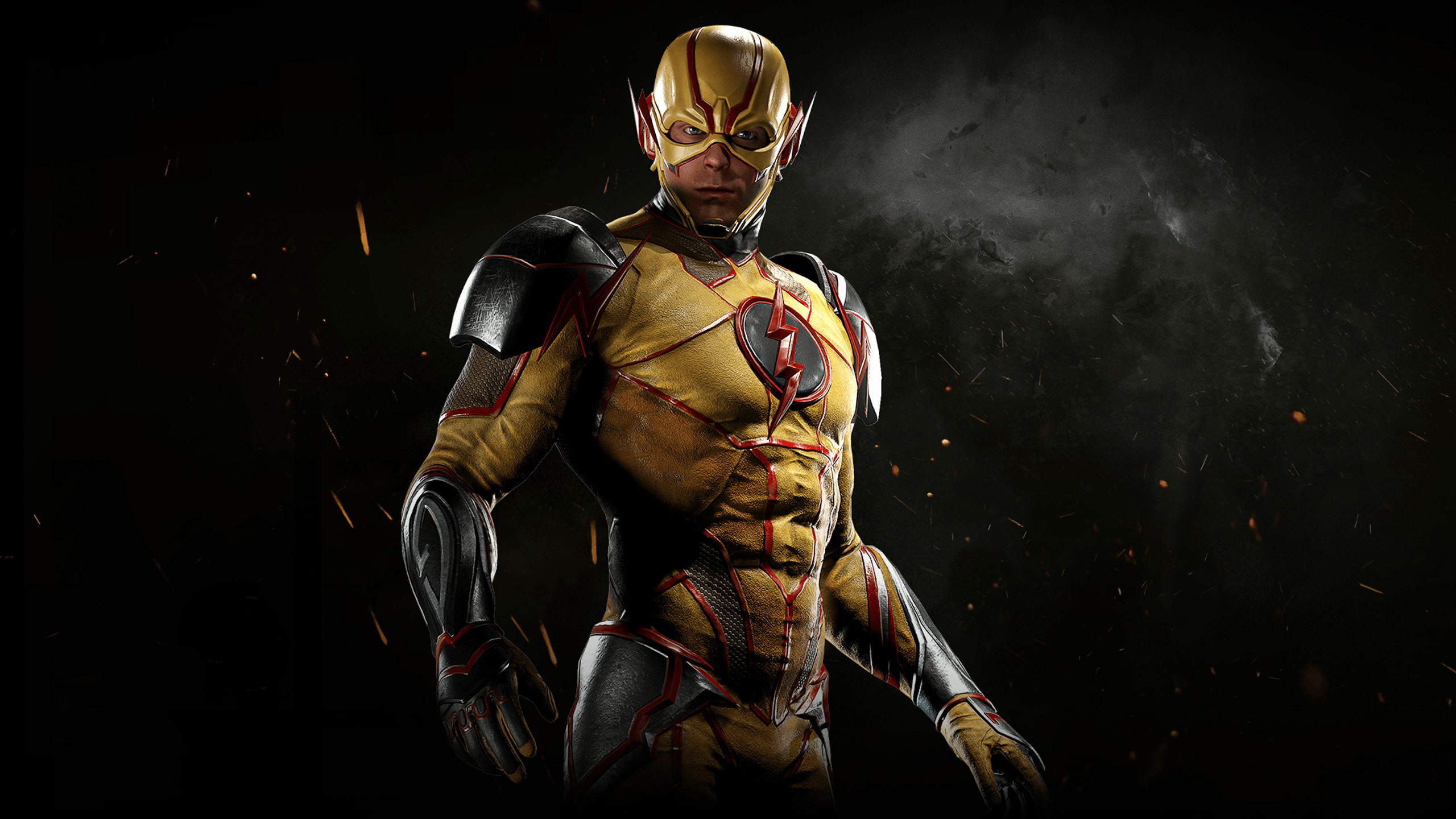 Flash Cw Flash Wallpaper Flash Vs Flash Comics