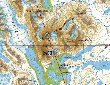 HD Decor Images » Free online topographic maps for hiking   DZJOW S ADVENTURE LOG Sample