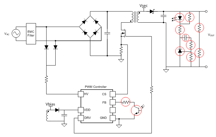 Amplifier Smps Schematic