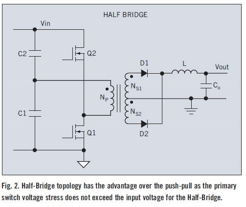 Voltage Converter Transformer