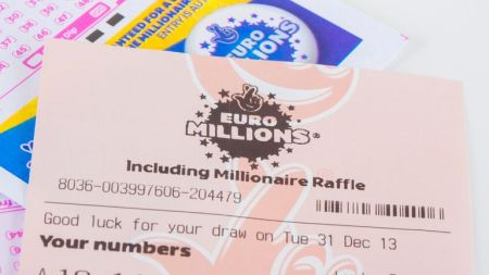 euromillions rolls over for 18th time as jackpot nears 167m limit world news sky news