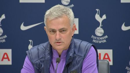 Jose Mourinho Sacked As Tottenham Hotspur Manager | UK News | Sky News