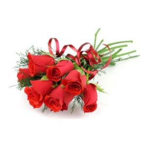 Dubai Simply Special   Flower Delivery   8 Red Roses   FLOWER     Dubai flowers   Simply Special Flower Bouquet Arrangement