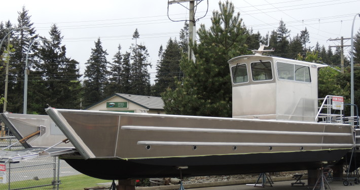 36' EagleCraft Landing Craft