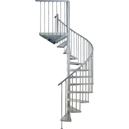 Basement Staircase Installation Costs Updated Prices In 2020 | Installing Spiral Staircase To Basement | Steel | Stair Case | Handrail | Loft Staircase | Staircase Remodel