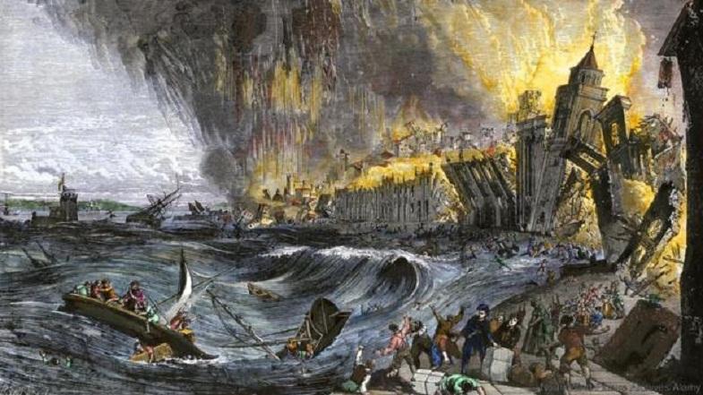 Worlds Biggest Tsunami History