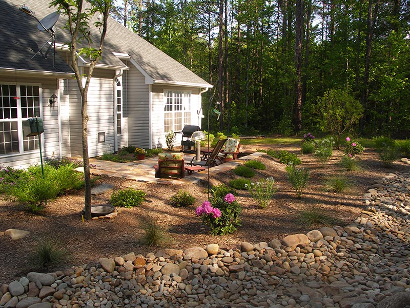 Landscape Design Greenville Sc