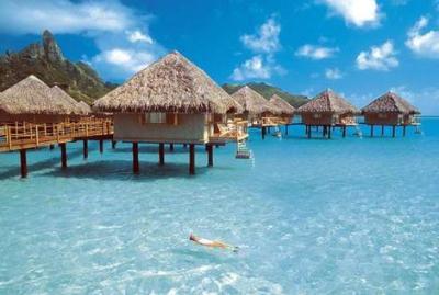 Bora Bora Island   Earthtravelers - Things to do ...