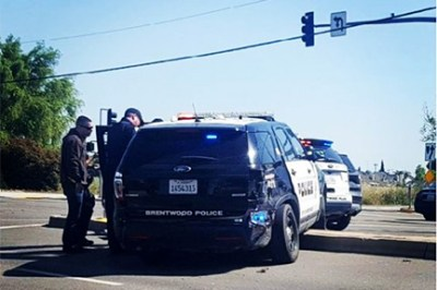 Brentwood Police Officer Not Seriously Injured After Being ...