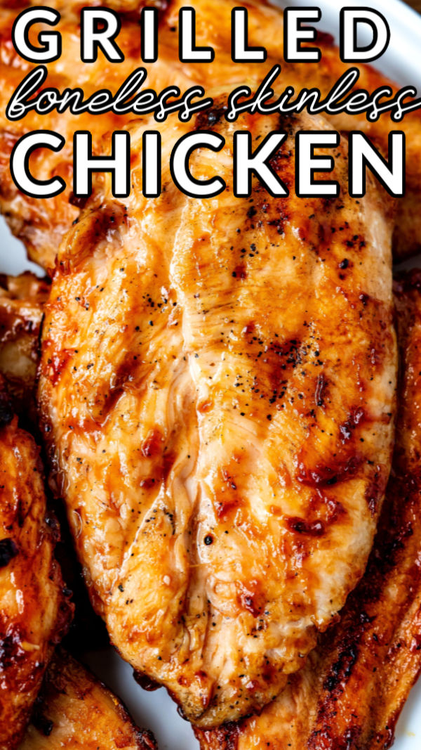 This Grilled BBQ Chicken Breast recipe is easy, delicious, and foolproof. It serves 6 and costs about $6.86 to make. That's just $1.15 per serving! via @easybudgetrecipes