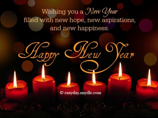 Best New Year Wishes   Easyday Best New Year Wishes