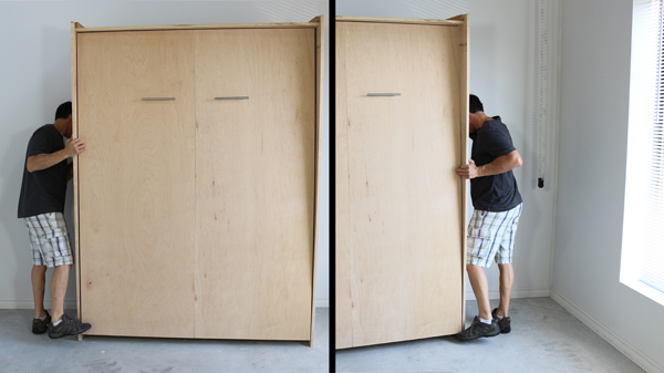 Murphy Bed Mechanism Installation How To Step By Step