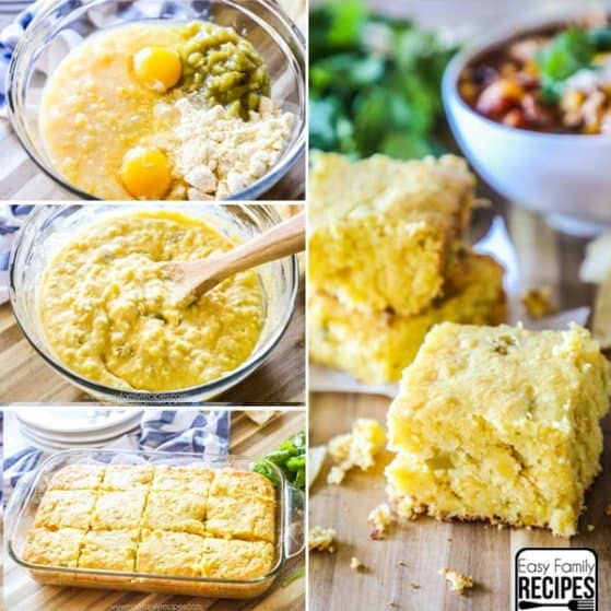 4 ingredient mexican cornbread