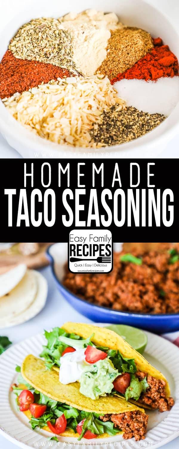 Our Favorite Taco Seasoning