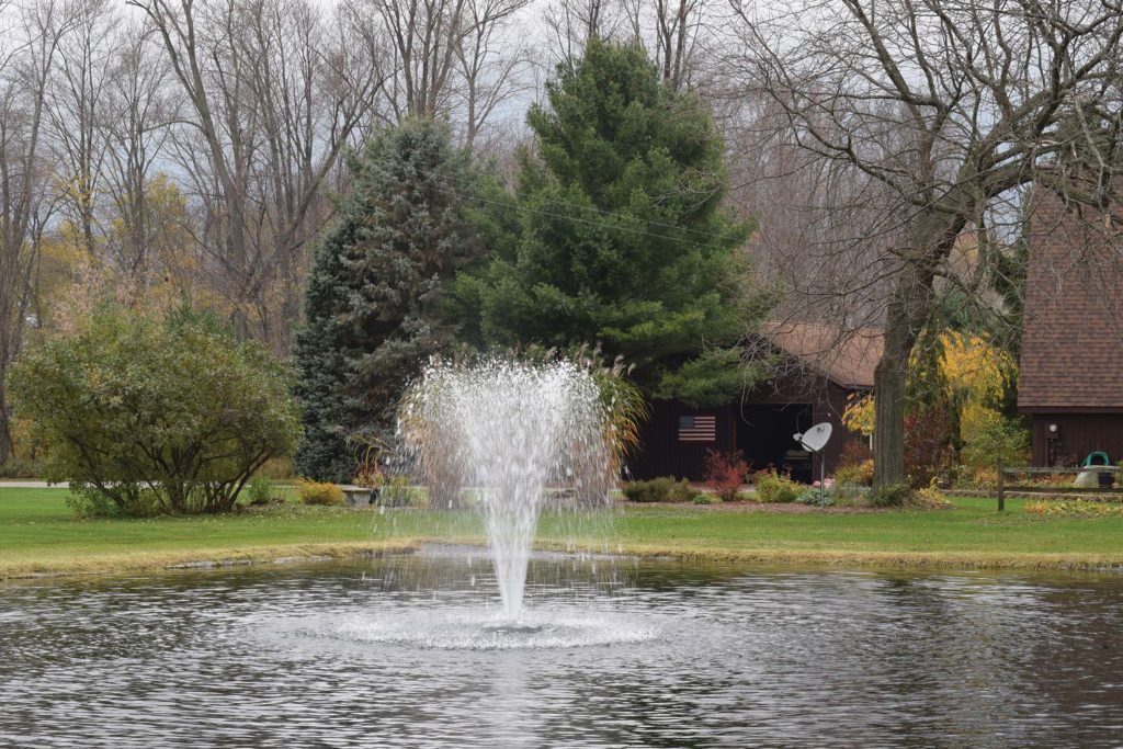 Build Your Own Pond Fountain