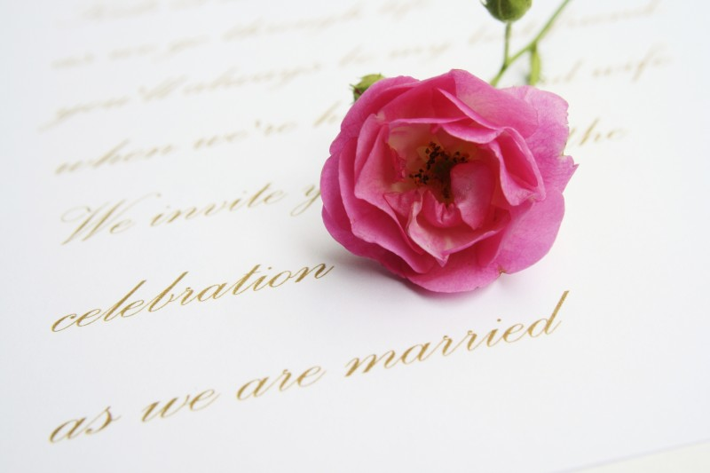 Civil Wedding Vows Examples