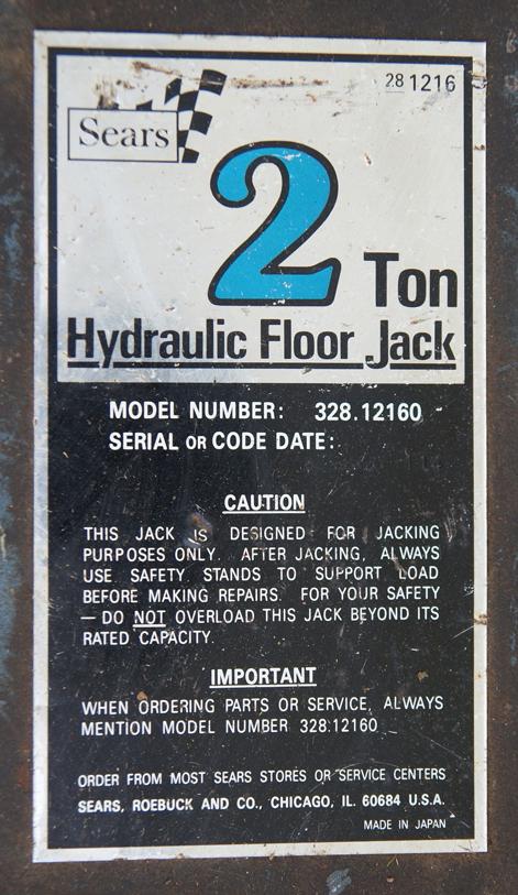 Ton Jack 2 Sears 1 Floor 2