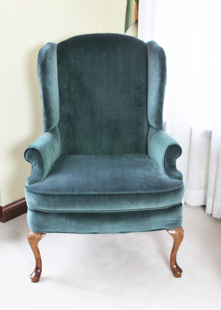 Green Accent Chairs Arms