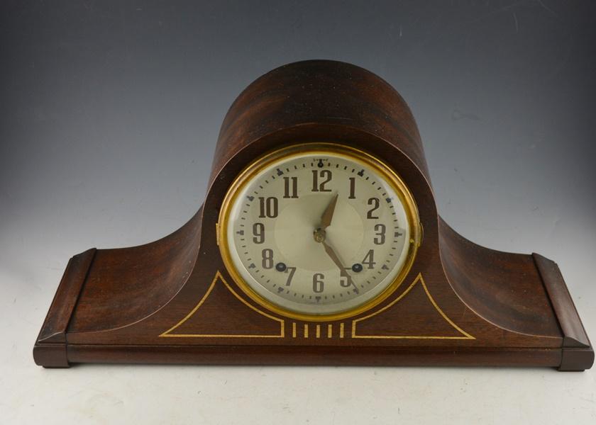 Plymouth mantel clock history