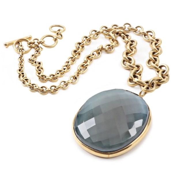 designer pendant necklace # 74