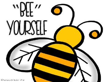 Bee Themed Classroom Posters With Quotes By The Hands On