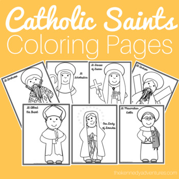 saint coloring pages # 71