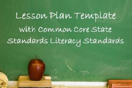 Social Skills Lesson Plan Template Teaching Resources   Teachers Pay         Core Subject Lesson Plan Template with Common Core Literacy Standards