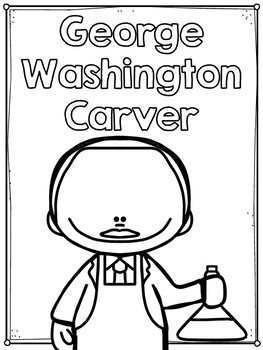 george washington carver coloring page # 18