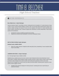 Teacher Resume Template   Cover Letter and References   MS     Teacher Resume Template   Cover Letter and References   MS PowerPoint  EDITABLE