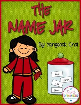THE NAME JAR - Freebie by Sweet Integrations | Teachers ...