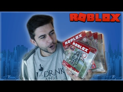 Real Life Roblox Toys Mystery Package Unboxing