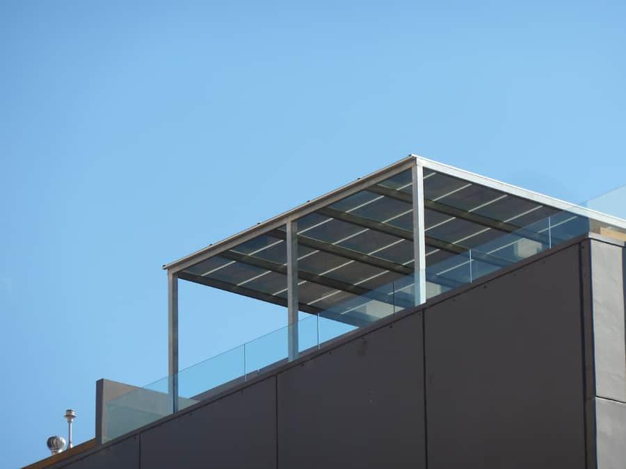Photovoltaic Doubles As Sun Shade Eco Brooklyn